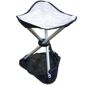 Bilde av Eagle - Kryss stol m/truge og skinnsete