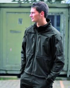 Bilde av Taktisk softshell jakke