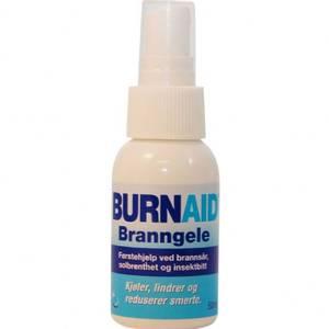 Bilde av Burnaid pumpeflaske 59ml